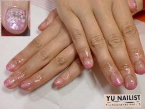 桜色 × 桜