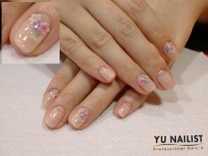 ヌーディー × 桜